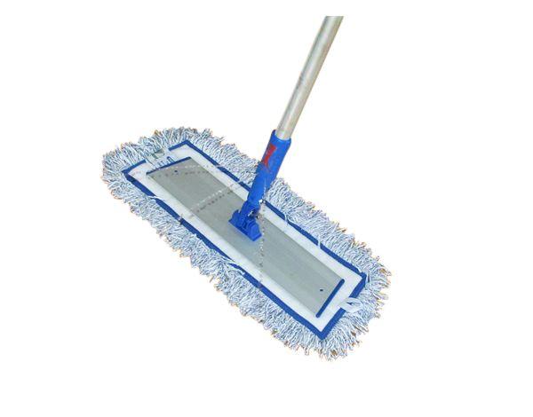gulvvask med moppe